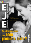 EJE Journal, n° 81 - février-mars 2020 - Qu'attendons-nous des 1 000 premiers jours ?