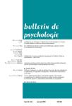 L'adaptation psychologique à l'adolescence d'enfants adoptés à l'étranger : la famille adoptive a-t-elle une influence déterminante ?