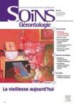 Soins gérontologie, n° 142 - mars/avril 2020 - La vieillesse aujourd'hui