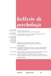 Interculturation, développement et cognition : la mémoire autobiographique interculturelle – une analyse des constructions identitaires et mémorielles en France et à Singapour
