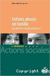 Enfants abusés en famille